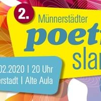 2. münnerstädter poetry slam